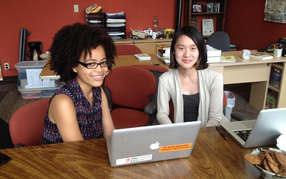 Newsroom Café with Sagirah Shahid and Ge Gao